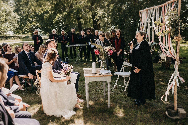 Kornscheune Orr Hochzeit