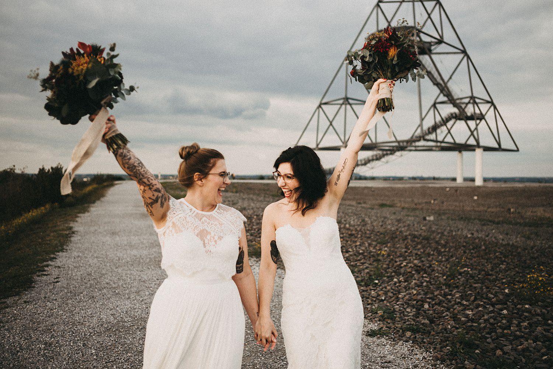 Lesbische Hochzeit NRW